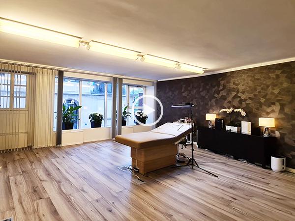 Eye, Designer, studio, in Geneva, salon