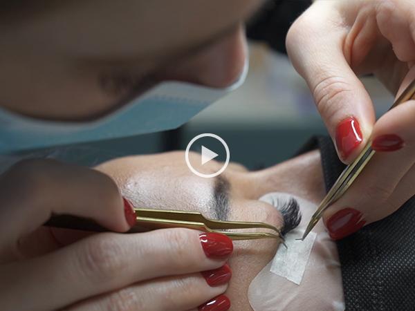 Eye Designer, Russian Volume, infill, Russian Volume 3D, Lash Extensions, Volume Lashes