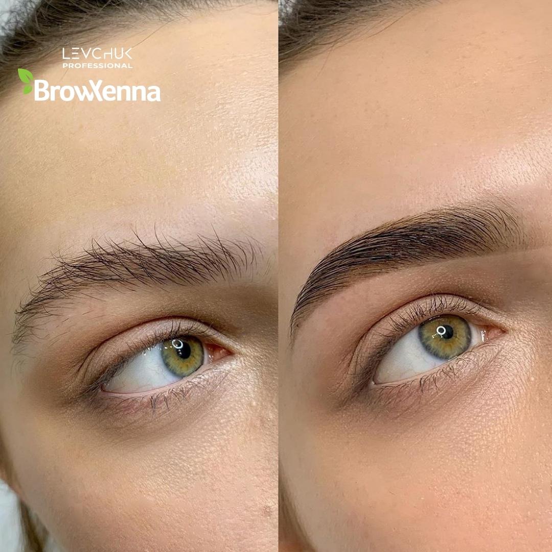 Brow Henna, Eye Designer