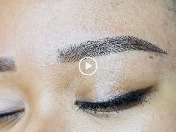 Microblading, shading, phiShading, PhiBrows, Eye Designer, Brows, brow