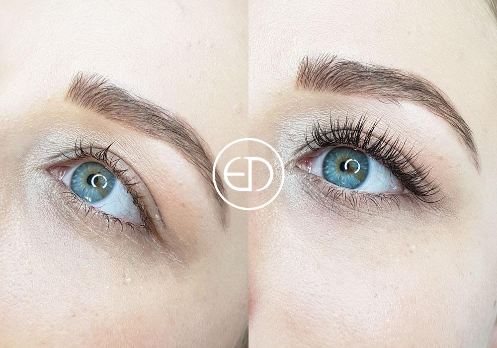 Extension de Cils, L'extension de cil, les extensions, de cils, Eye Designer