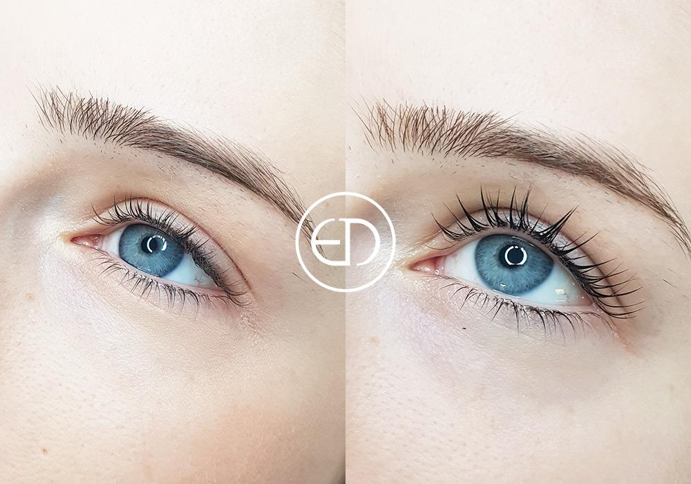 Rehaussement de Cils, Eye Designer