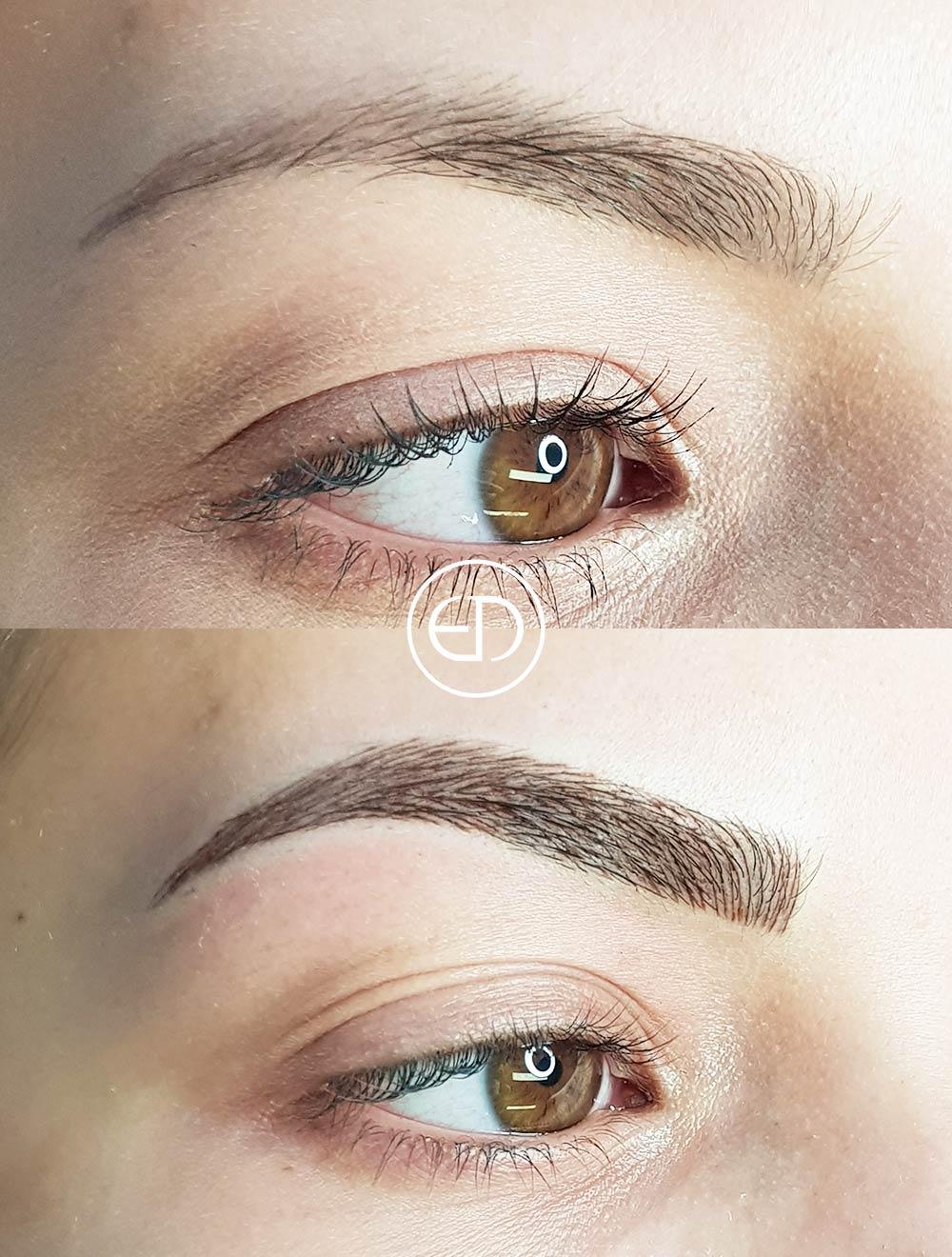PhiBrows - Microblading - Lausanne, Eye Designer