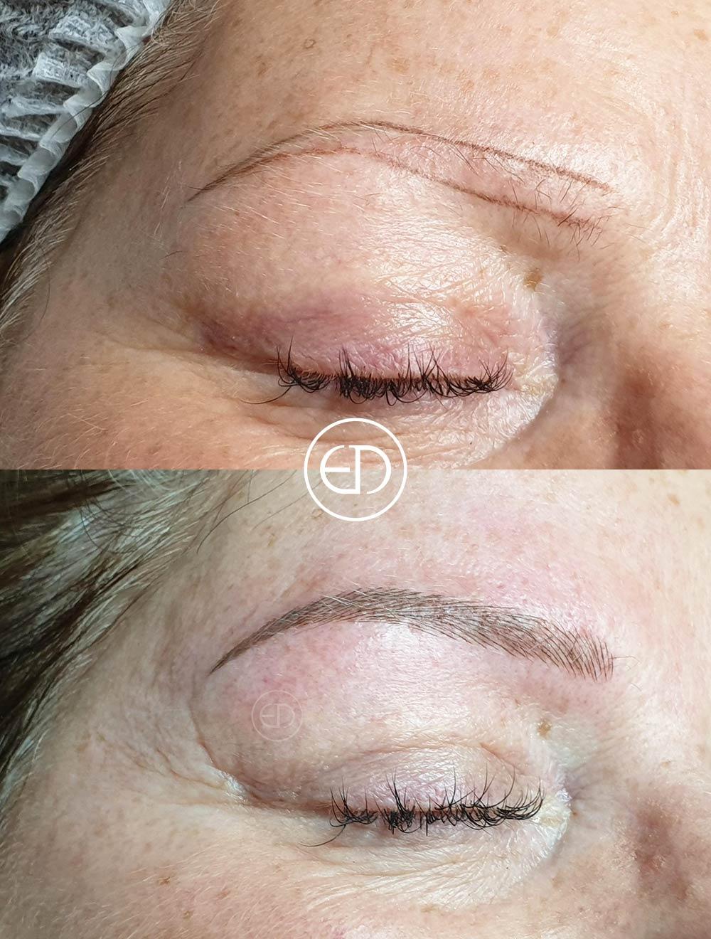 Microblading - PhiShading - Genève, Eye Designer