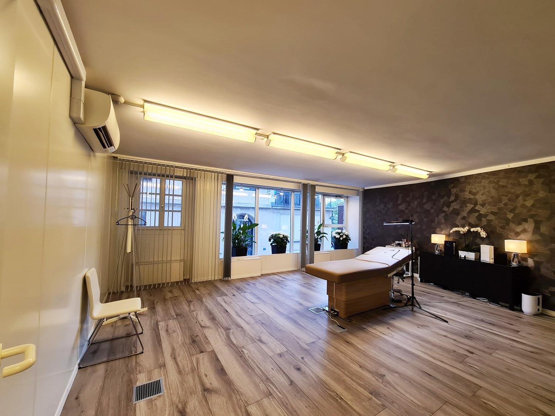 Extension de Cils studio à Genève : Adresse: Place de Cornavin 14, 1201 Genève