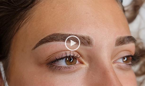 Microblading et Shading - Genève, Eye Designer