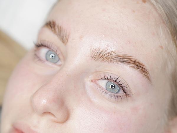 Brow Lamination, Rehaussement de cils, Cil, cils, Eye Designer